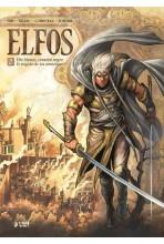 ELFOS 02. ELFO BLANCO, CORAZON NEGRO. EL ELEGIDO D