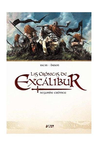 LAS CRONICAS DE EXCALIBUR VOL. 02