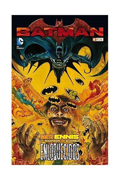 BATMAN: ENLOQUECIDOS