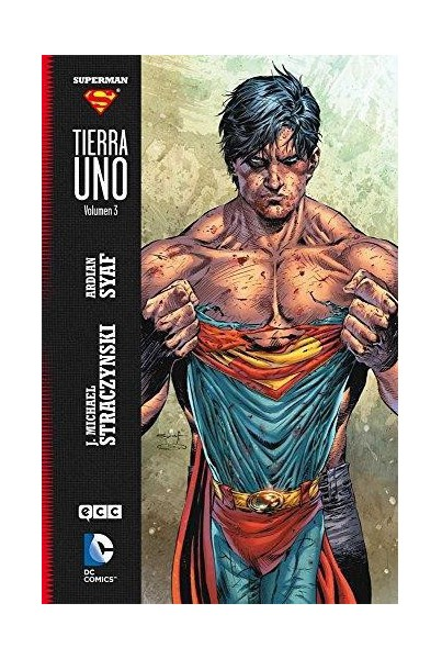 SUPERMAN: TIERRA UNO #03