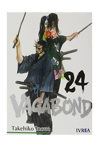 VAGABOND 24 (COMIC)