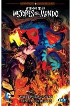 BATMAN / SUPERMAN: LEYENDAS DE LOS MEJORES DEL MUNDO