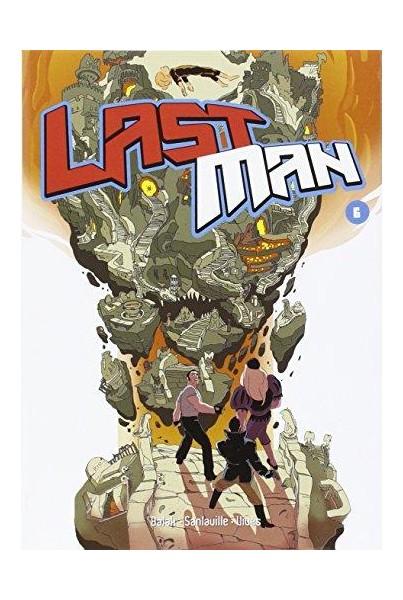LAST MAN #06