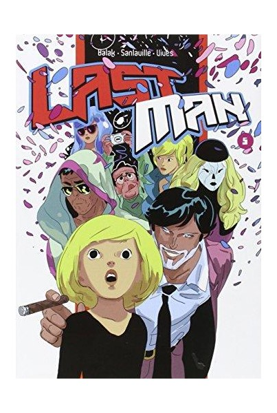 LAST MAN #05