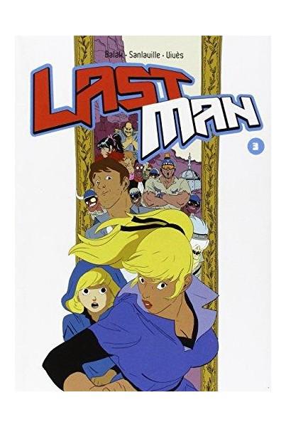 LAST MAN #03
