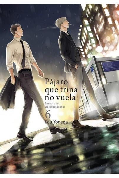 PÁJARO QUE TRINA NO VUELA #06