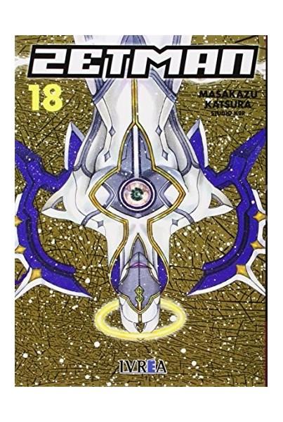 ZETMAN 18 (COMIC)