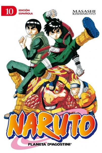 NARUTO #10 (DE 72)