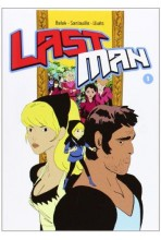LAST MAN #01