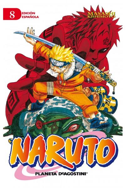 NARUTO #08 (DE 72)