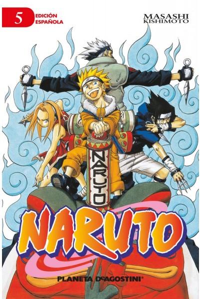 NARUTO #05 (DE 72)