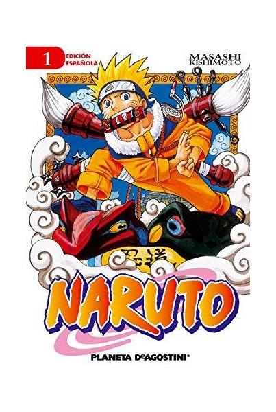 NARUTO #01 (DE 72)