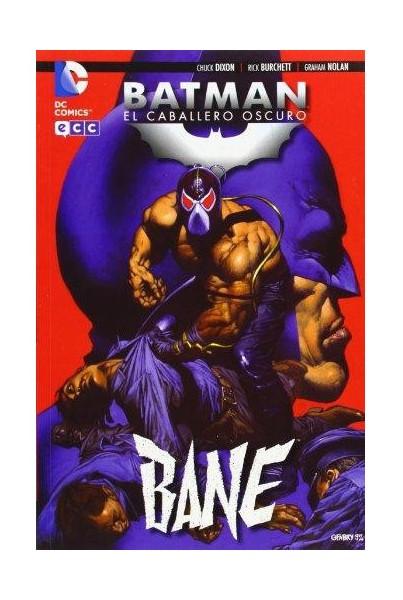 BATMAN, EL CABALLERO OSCURO: BANE