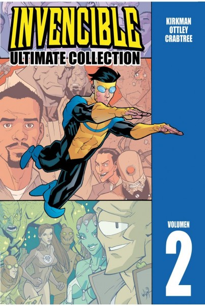 INVENCIBLE ULTIMATE COLLECTION #02