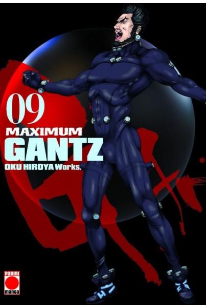 GANTZ MAXIMUM 09