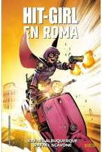HIT GIRL 03.  EN ROMA (COMIC)