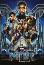 MARVEL CINEMATIC COLLECTION #09: BLACK PANTHER - PRELUDIO