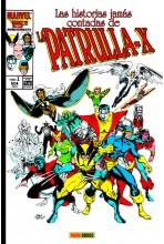 LAS HISTORIAS JAMÁS CONTADAS DE LA PATRULLA-X #01