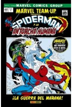 MARVEL TEAM-UP 01. ¡LA GUERRA DEL MAÑANA! (MARVEL