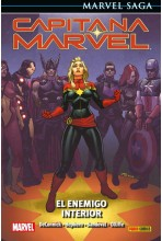 CAPITANA MARVEL 03: EL ENEMIGO INTERIOR   (MARVEL