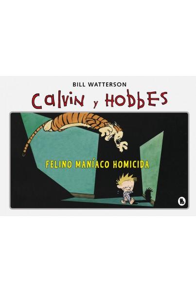 SUPER CALVIN Y HOBBES 03. FELINO MANIACO HOMICIDA