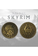 THE ELDER SCROLLS V: SKYRIM MONEDA THE EMPIRE IS LAW