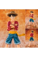 ONE PIECE ESTATUA PVC FIGUARTSZERO STRAW HAT LUFFY 14 CM