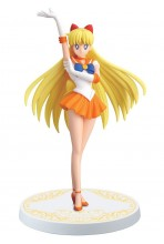 SAILOR MOON FIGURA GIRLS MEMORIES SAILOR VENUS 16 CM