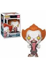 STEPHEN KING'S IT 2 POP! MOVIES VINYL FIGURA PENNYWISE W/ DOG TONGUE 9 CM