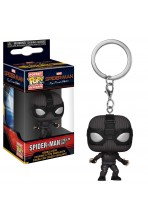 SPIDER-MAN: FAR FROM HOME LLAVERO POCKET POP! VINYL SPIDER-MAN (STEALTH SUIT) 4 CM