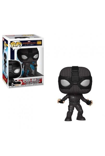 SPIDER-MAN: FAR FROM HOME POP! MOVIES VINYL SPIDER-MAN (STEALTH SUIT) 9 CM