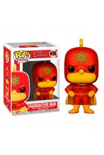 LOS SIMPSON FIGURA POP! TV VINYL RADIOACTIVE MAN 9 CM