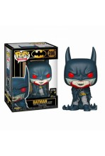 BATMAN 80TH POP! HEROES VINYL FIGURA RED RAIN BATMAN (1991) 9 CM