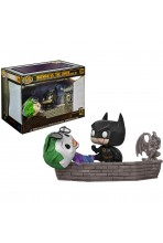 BATMAN 80TH PACK DE 2 POP MOMENT! BATMAN & JOKER (1989) 9 CM