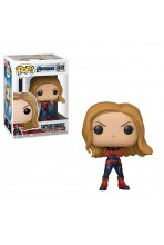 VENGADORES ENDGAME POP! CAPTAIN MARVEL 9 CM