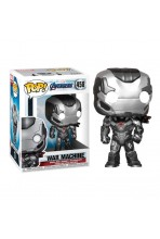 VENGADORES ENDGAME FIGURA POP! MOVIES VINYL WAR MACHINE 9 CM