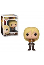 ATTACK ON TITAN POP! ANIMATION VINYL FIGURA CHRISTA 9 CM