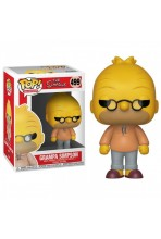 LOS SIMPSON FIGURA POP! TV VINYL ABE 9 CM