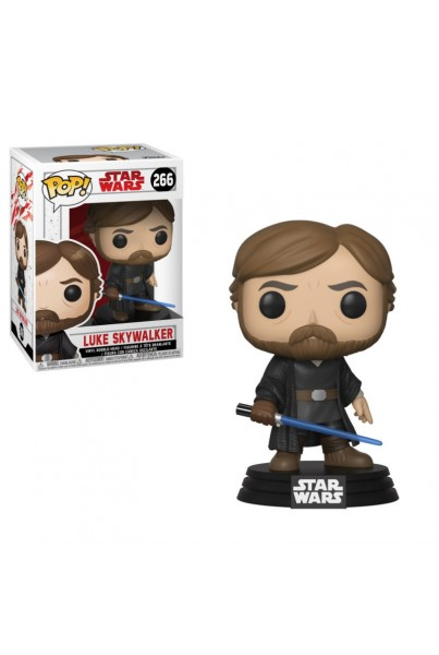 FIGURA POP STAR LUKE SKYWALKER