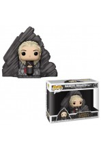 POP FUNKO GAME OF THRONES DAENERYS ON DRAGONSTONE THRONE