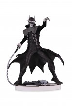 BATMAN BLACK & WHITE ESTATUA THE BATMAN WHO LAUGHS 2ND EDITION 19 CM