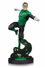 DC DESIGNER SERIES ESTATUA GREEN LANTERN BY IVAN REIS 31 CM