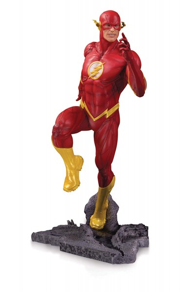 DC CORE ESTATUA THE FLASH 23 CM