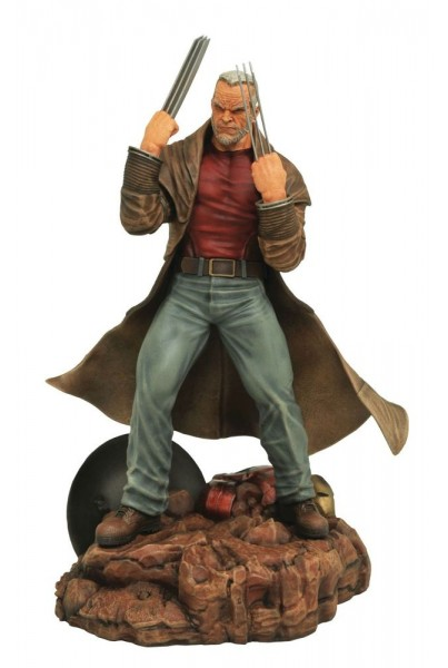 OLD MAN LOGAN LOGAN FIGURA 20 CM PVC MARVEL GALLER