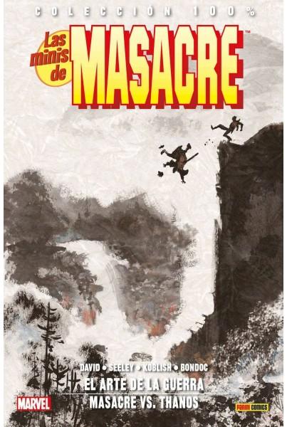 LAS MINIS DE MASACRE #06: EL ARTE DE LA GUERRA / MASACRE VS. THANOS