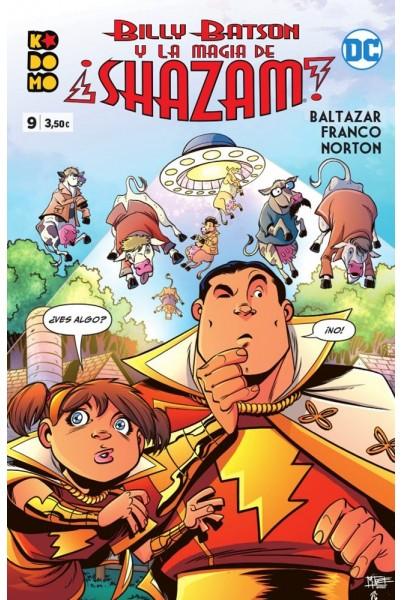 BILLY BATSON Y LA MAGIA DE ¡SHAZAM! #09