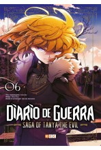 DIARIO DE GUERRA: SAGA OF TANYA THE EVIL NÚM. 06