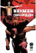 BATMAN: LA MALDICIÓN DEL CABALLERO BLANCO #01 (DE 8)