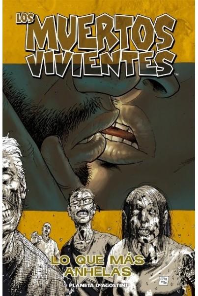 Los muertos vivientes nº 04/32
