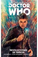 DOCTOR WHO. REVOLUCIONES DE TERROR
